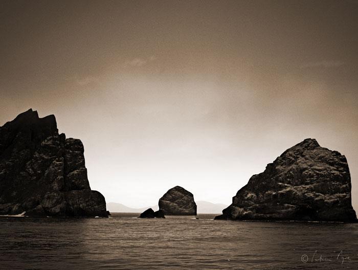 Towards St Kilda