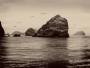 Sailing towards the awe-inspiring archipelago of St Kilda.